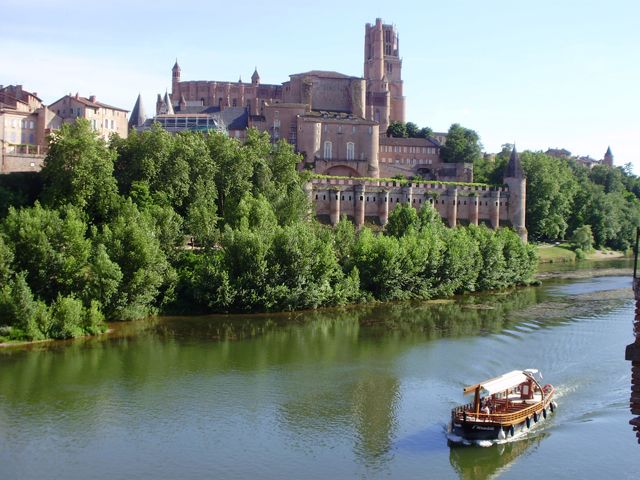 La cit episcopale vues g n rales album office de tourisme d albi - Office du tourisme d albi ...
