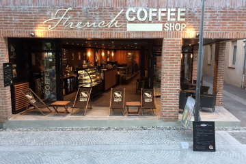Albi French Coffee Shop - centre ville