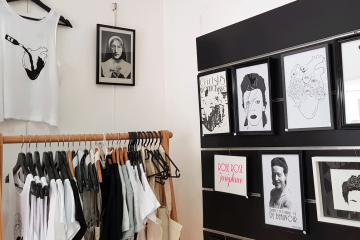 Princesse Garage - le Shop - les collections