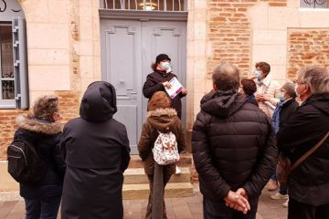 Guided tour in the historic center in ALbi - France