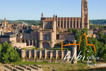 La cath drale sainte c cile office de tourisme d albi - Office du tourisme d albi ...