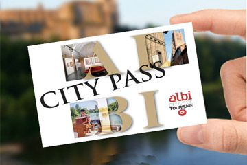 Albi City pass