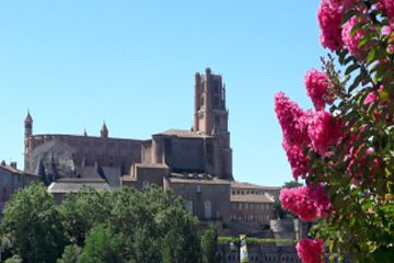 """Grand Site"", Albi and the Tarn Valley"