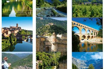 Occitanie : 8 sites of outstanding universal value