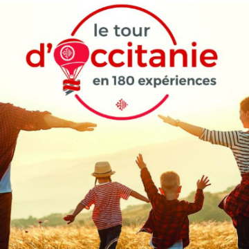 Tour d'occitanie 180 Sites